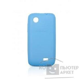 Чехол Lenovo MOBILE ACC COVER BLUE/ / A369I PG39A465T6