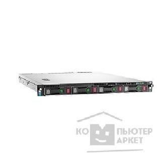 Hp Сервер  ProLiant DL60 Gen9 E5-2603v3 4GB PC4-17000P-R 4 x Non-Hot Plug 3.5in Dynamic Smart Array B140i SATA DVD-RW 550W 1yr Next Business Day 788079-425