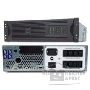 ИБП APC by Schneider Electric Smart-UPS 2200 RM 3U XL  SU2200RMXLI3U