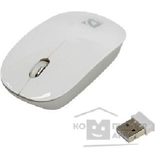 Мышь Defender Laguna MS-245 White USB
