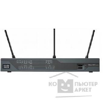Сетевое оборудование Cisco 892F-K9  892 GigaE SecRouter with SFP with IOS UNIVERSAL - NPE