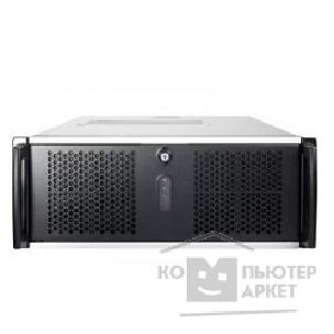 "Корпус Chenbro RM41300H01*12184 MB 12""x13"", 6x5.25""+2x3.5""+4x Internal 3.5""+Slim ODD, 120mm FAN, wo PSU Конвертируется в Pedestal"