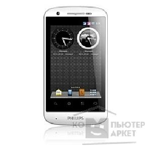 Телефон Philips CTW626 white-grey