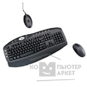 Клавиатура Defender Keyboard  WRS-1080B, чер., USB бесп кл-ра, бесп опт мышь