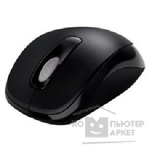 Microsoft Мышь  1000 Wireless Mouse USB Black 3RF-00002 RTL