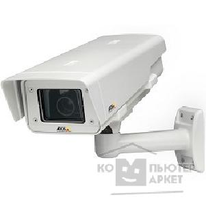 Цифровая камера Axis Q1604-E Outdoor, IP66-rated HDTV, day/ night, fixed camera with varifocal 2.8-8 mm DC-iris lens and remote back focus.
