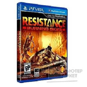 Игры Resistance Burning Skies русская версия