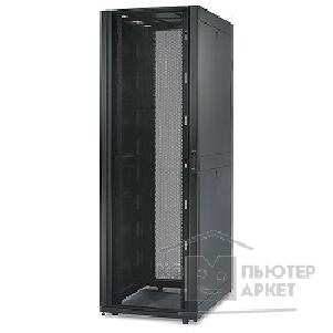 Монтажный шкаф APC by Schneider Electric APC NetShelter SX 48U AR3157 750mm x 1070mm Enclosure with Sides Black