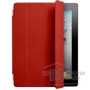 Аксессуар Apple MD304ZM/ A Чехол  iPad Smart Cover - Leather - Red
