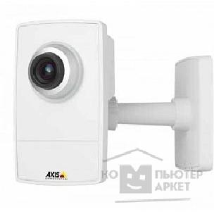 Цифровая камера Axis M1004-W Small-sized indoor network camera. Fixed lens and adjustable focus