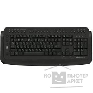 Клавиатура Sven Keyboard  Office 7007, black USB