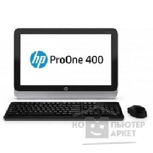 "Моноблок Hp ProOne 400 [D5U17EA#ACB] G1 19.5"" HD G3220T/ 4GB/ 1T/ DVDRW/ WiFi/ BT/ W8.1/ k+m"