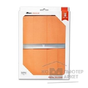 Ред Лайн  Чехол - книжка iBox Premium для iPad 2/ iPad 3 - Slimme Cover Type Orange LC оранж with sleep mode