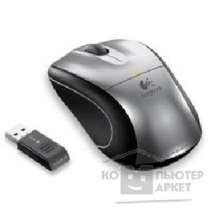 Мышь Logitech 931669  V450 Laser Cordless Notebook Mouse light grey USB RTL