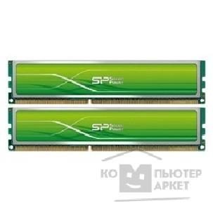 Модуль памяти Silicon Power DDR3 8GB PC3-17000 2133MHz Kit 2 x 4GB  [SP008GXLYU213NDA] XPOWER CL11