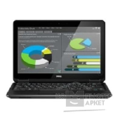 "Ноутбук Dell Latitude E7240 CA015RUSSIALE72406RUS Black 12.5"" HD i5-4200U/ 4Gb/ 128Gb SSD/ WiFi/ cam/ W8Pro"