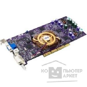 Видеокарта Asus AGP-V8420 GeForce4 Ti4200 128Mb DDR  TV-out+ DVI