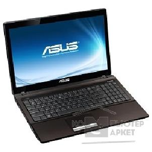 Ноутбук Asus K53U E450/ 2/ 320/ DVD-Super Multi/ 15,6''HD/ Shared/ Wi-Fi/ Windows 7 Basic [90N58A128W1653RD13AC]