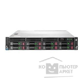 Hp Сервер  ProLiant DL80 Gen9 E5-2609v3 8GB H240 Smart Host Bus Adapter No Optical 550W 1yr Next Business Day Warranty 778641-B21