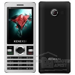 Кенекси KENEKSI K9 Black 2.4'' 320x240 up to 16GB flash 2 Sim BT Wi-Fi 800mAh 116g 118x51.5x11.2