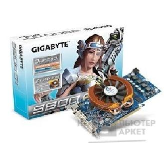 Видеокарта Gigabyte GV-N98TOC-1GH, RTL  GF9800GT 1024MB DDR3, DVI, TV-out  PCI-E
