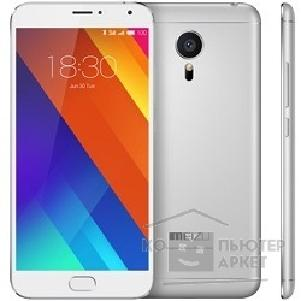 Смартфон MEIZU MX5 silver back/ white fron
