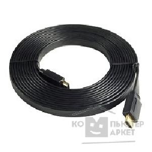Sven Кабель  HDMI 19M-19M High Speed HDMI with Ethernet Flat, 3.0M