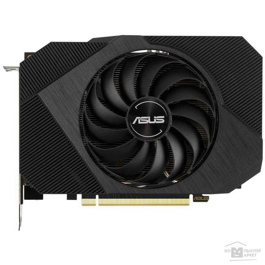 Видеокарта Asus PCI-E nVidia GeForce RTX3060 12Gb  (192bit/GDDR6/HDMI/DPx3) (PH-RTX3060-12G-V2) RTL/ASUS PH-RTX3060-12G-V2 PH-RTX3060-12G-V2