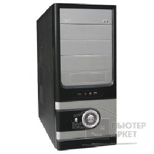 Корпус Fox MidiTower  8809-BS 480W Silver