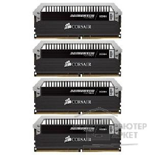 ������ ������ Corsair  DDR4 DIMM 32GB Kit 4x8Gb CMD32GX4M4A2400C14