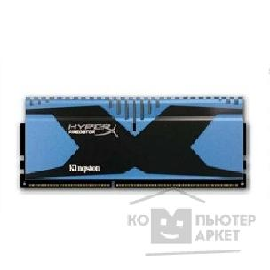 Модуль памяти Kingston DDR3 DIMM 8GB PC3-19200 2400MHz Kit 2 x 4GB  HX324C11T2K2/ 8 HyperX CL11 XMP Predator Series