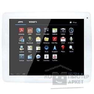 "Планшетные компьютеры iRU Tablet PC  M9701G MTK8377 2C A9/ 1Gb/ 16Gb/ 9.7"" 1024*768/ 3G/ BT/ white/ And4.1/ GPS/ 5Mp/ 0.3Mp/ GSM/ FM/ T"