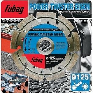 Fubag Алмазный диск Power Twister Eisen _диам. 230/ 22.2 Тип диска Сегмент [82230-3]