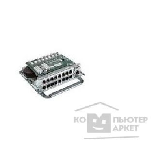 Модуль Cisco NM-16ESW= [1 16 port 10/ 100 EtherSwitch NM]