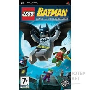 Игры Lego Batman the Videogame
