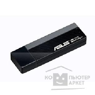 Сетевое оборудование Asus USB-N13 B1 [WiFi Adapter USB USB2.0, WLAN 802.11bgn 2x int Antenna]