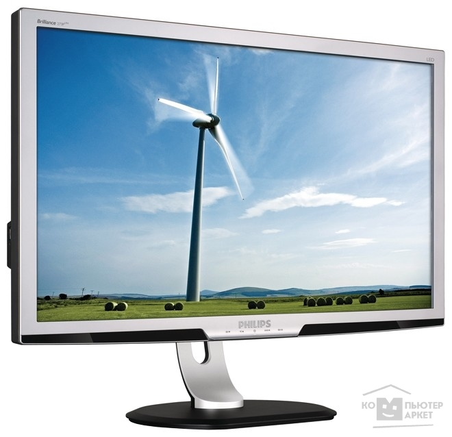 "Монитор Philips LCD  27"" 273P3LPHES/ 00 Silver"
