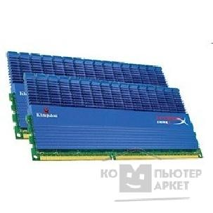 Модуль памяти Kingston DDR-III 8GB PC3-12800 1600MHz Kit 2 x 4GB  [KHX1600C9D3T1K2/ 8G] HyperX CL9