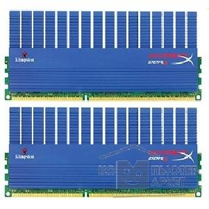 Модуль памяти Kingston DDR3 16GB PC3-12800 1600MHz Kit 2 x 8GB  [KHX16C10B1K2/ 16X] HyperX Blu CL10