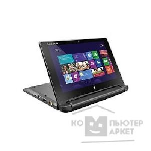 "Ноутбук Lenovo Idea Pad FLEX10 [59417988] N2806/ 4Gb/ 320Gb/ 10.1"" HD Multi-touch/ int/ Wi-Fi/ BT/ Camera/ Black/ Windows 8.1"