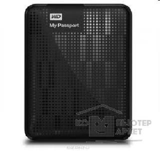 "Носитель информации Western digital HDD 500Gb WDBZZZ5000ABK-EEUE  USB3.0, 2.5"" My Passport, black"