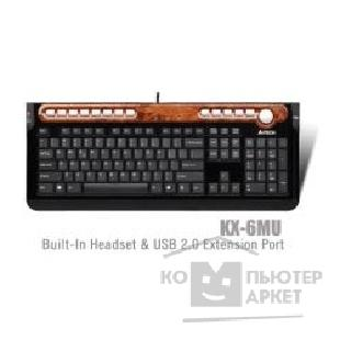 ���������� A-4Tech Keyboard A4Tech KX-6MU, PS/ 2, ������ + ������� ��� ������ ������. ��-��