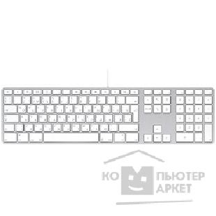 Аксессуар Apple Keyboard with Numeric Keypad [MB110RS/ B, MB110RU/ B]