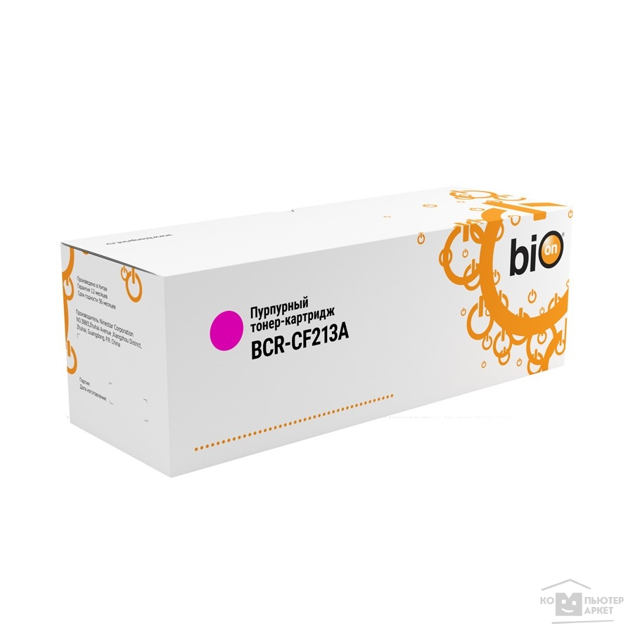 Расходные материалы Bion Cartridge Bion CF213A Картридж для HP LJ Pro 200/ M251/ M276, MAGENTA, 1800 k.  [Бион]