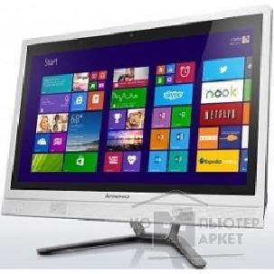 �������� Lenovo IdeaCentre C460 [57331259] white 21.5'' FHD Pen G3250T/ 4Gb/ 500Gb/ / DVDRW/ BT/ WiFi/ Cam/ W8.1/ k+m