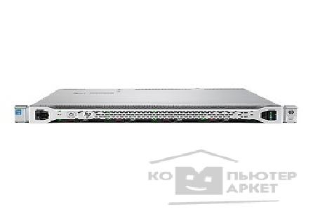 Hp Сервер  ProLiant DL360 Gen9 E5-2603v3 8GB H240ar Smart HBA No Optical 500W 3yr Next Business Day Warranty 755261-B21