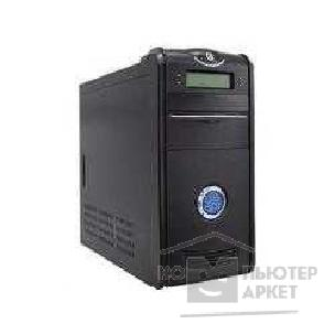 Корпус SuperPower MidiTower SP 1017-CA mATX  350W  USB/ AU/ 24pin/ S-ATA/ LCD