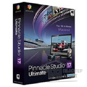 Программное обеспечение Corel PNST17ULMLEU Pinnacle Studio 17 Ultimate ML