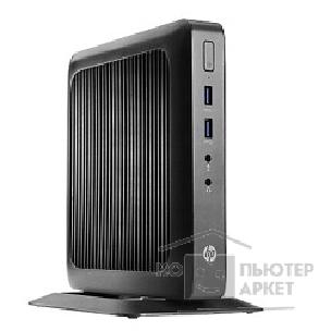 Тонкий клиент Hp Flexible t520 [G9F10AA] black AMD GX-212JC/ 4Gb/ 16Gb SSD/ noDVDRW/ Windows Embedded Standard 7E/ k+m