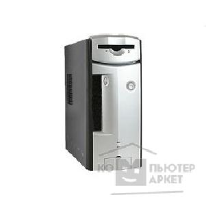 ������ Inwin Mini Tower  L-545 Black-Silver 300W mATX [1180655]